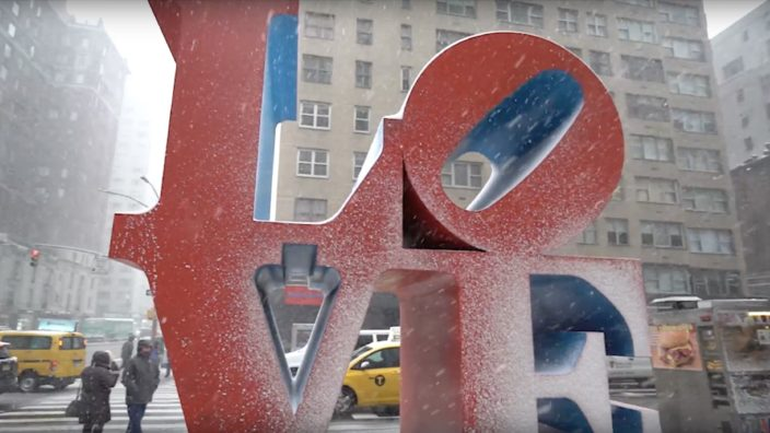 Client - Neyland 35th Wedding Anniversary, Location - New York City/Las Vegas, Purpose - Show no limits of a husband's love