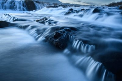 Travel Photography Iceland Waterfall Aaron Hogan