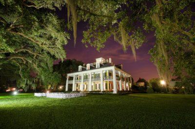 Houmas House Louisiana Plantation Wedding55
