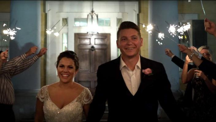 Client - Keri & Garrett Kent Wedding Trailer, Location - Houmas House Plantation, Date - May 26, 2018