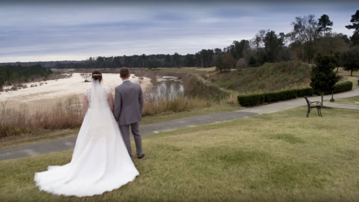 Client - Anna & Paul Wedding, Location - The Bluffs at St. Francisville, Date - December 30, 2017