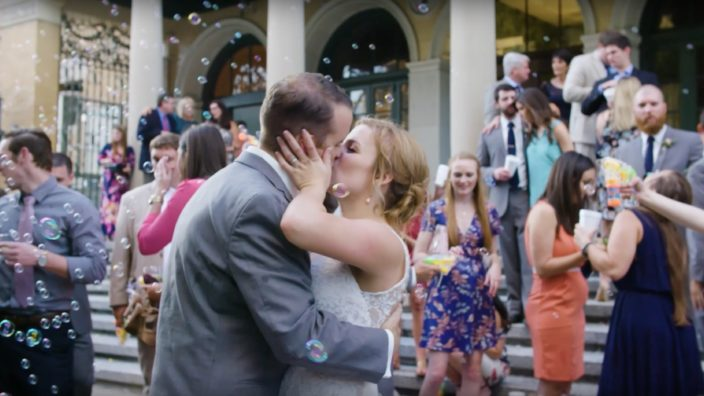Client - Anna & Dylan Wedding Trailer, Location - LSU Faculty Club, Baton Rouge, Date - May 13, 2017