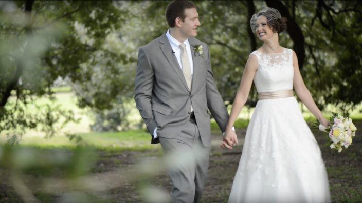 Client - Mandy & Derek Wedding Trailer, Location - Baton Rouge City Park, Date - September 24, 2016