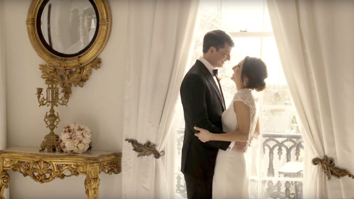 Client - Chancy & Matt Wedding Trailer, Location - Nottoway Plantation, White Castle, LA, Date - February 10, 2017