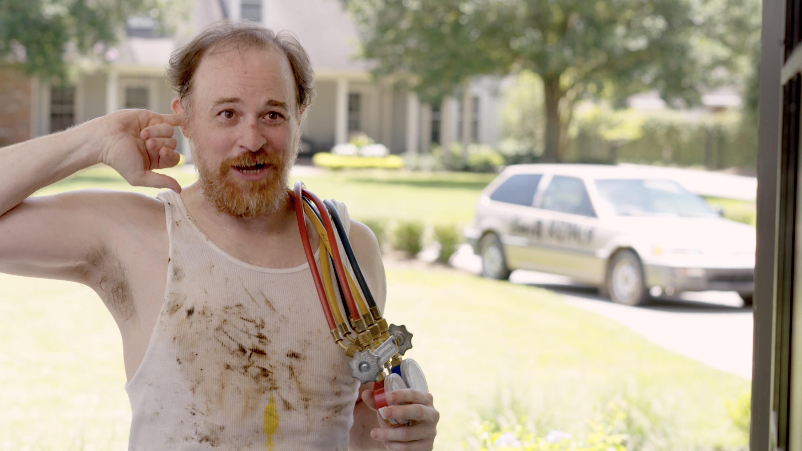 Client - Dream Team HVAC, Location - Baton Rouge, LA, Purpose - Hilarious HVAC commercial