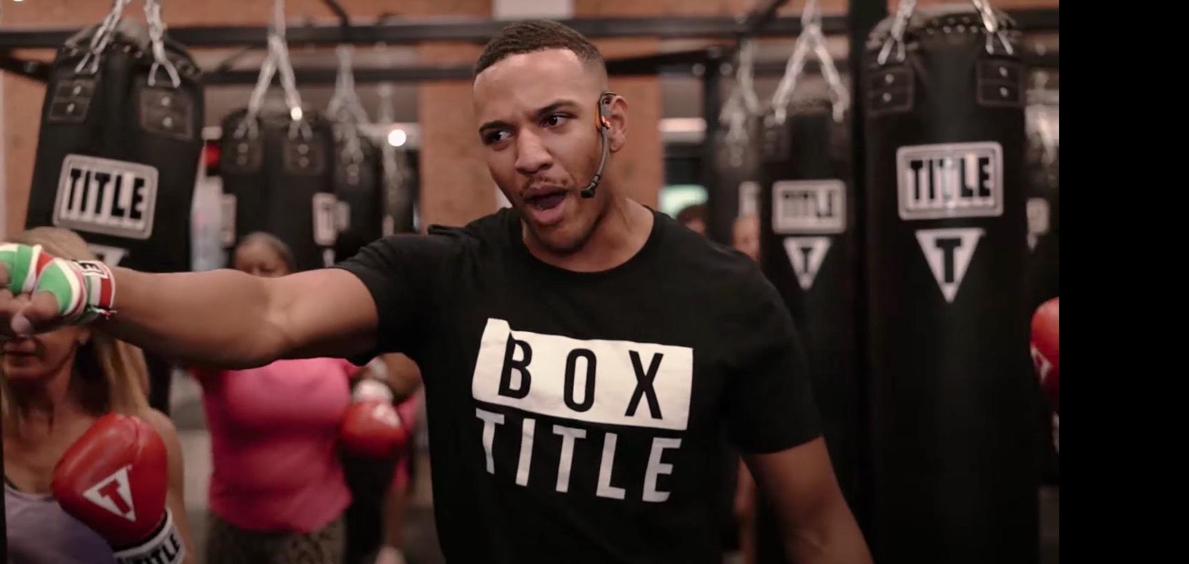 Client - Title Boxing, Location - Baton Rouge, Purpose - Hype