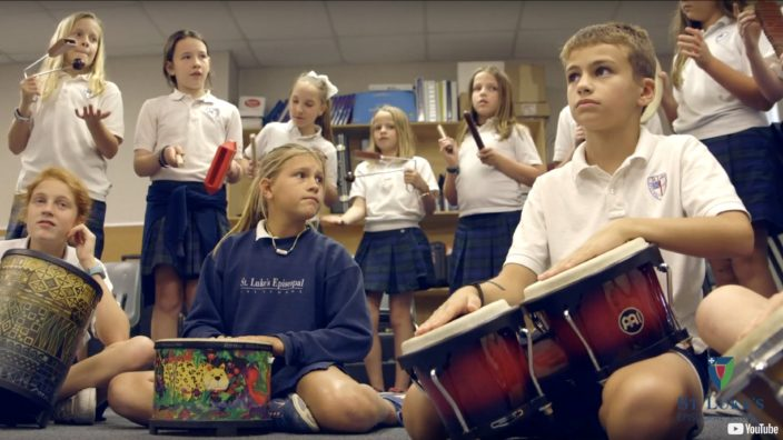 Client - St. Luke's Episcopal Day School, Purpose - Web video for Branding and Enrollment