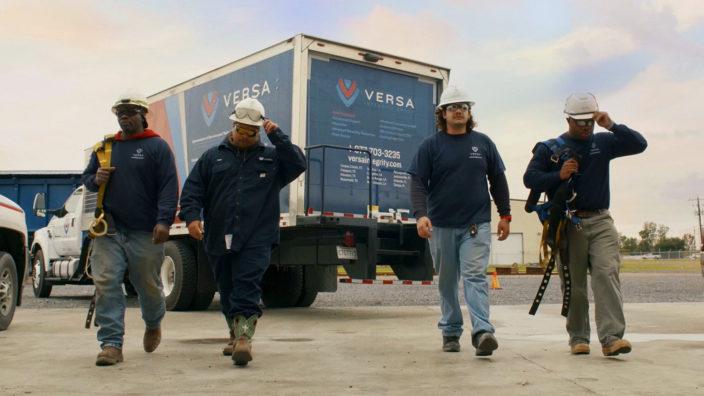 Client - Versa Integrity Group , Location - Louisiana & Texas, Purpose - Culture Video