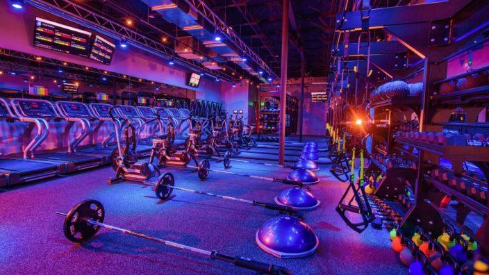 Client - Regymen Fitness Gym, Location - Bluebonnet Blvd. Baton Rouge, LA, Purpose - Studio Tour