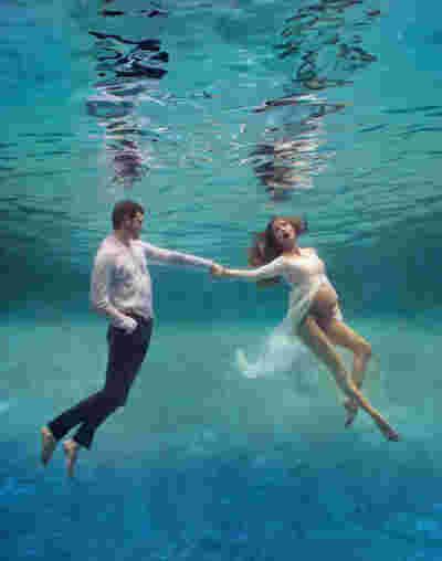 Giulia Underwater Maternity 1552