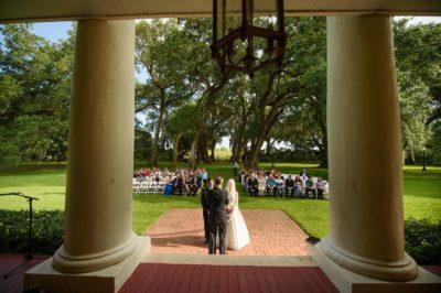 Houmas House Louisiana Plantation Wedding43