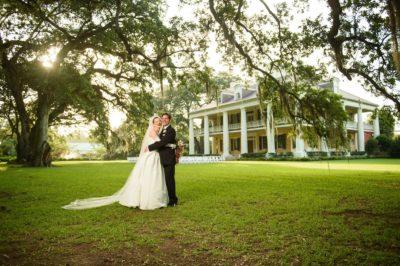 Houmas House Louisiana Plantation Wedding48