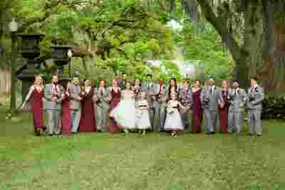 Best Professional Luxury Dream Wedding Bridesmaids Groomsmen Family at Houmas House Plantation Louisiana Photo 75