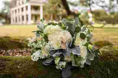 Best Professional Luxury Dream Wedding Photography Floral Arrangement at Houmas House Plantation Louisiana Photo 92