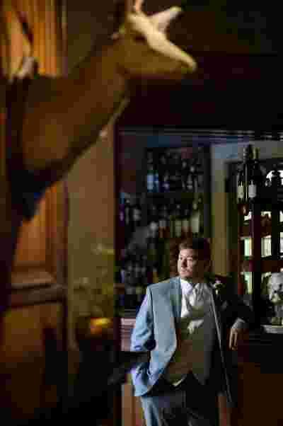 Best Professional Luxury Dream Wedding Photography Stag Indoor Bar at Houmas House Plantation Louisiana Photo 58