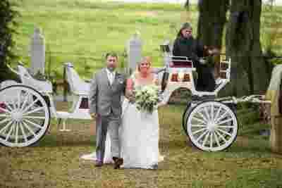 Best Professional Luxury Dream Wedding Photography Bride Groom Outdoor Horse Carriage at Houmas House Plantation Louisiana Photo 57