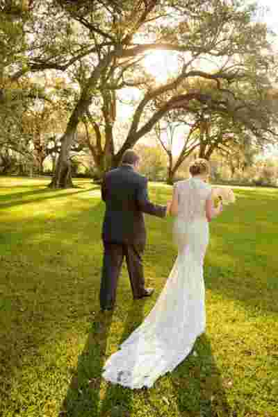 Houmas House Louisiana Plantation Wedding30