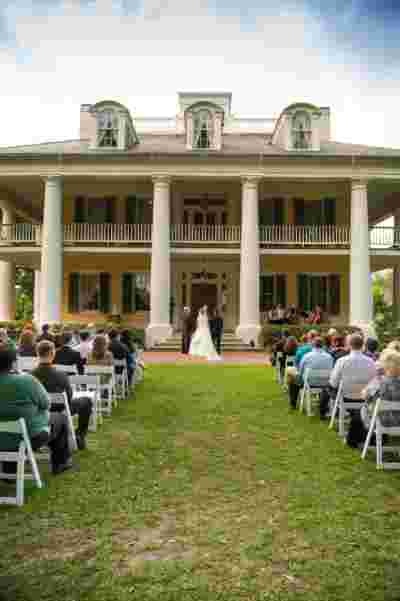 Houmas House Louisiana Plantation Wedding42