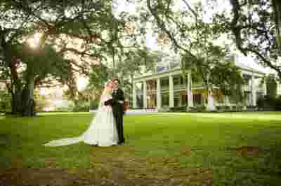 Houmas House Louisiana Plantation Wedding48