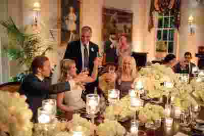 Houmas House Louisiana Plantation Wedding70