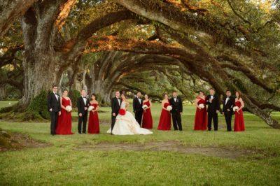 Oak Alley Plantation Weddings41