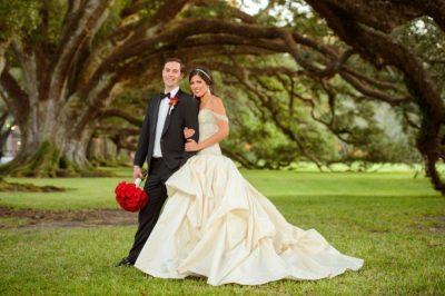Oak Alley Plantation Weddings42