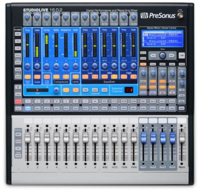 Presonus Studiolive1602 Top