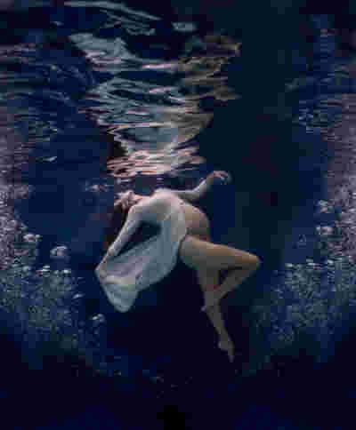 Giulia Underwater Maternity 1361